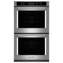 "Kitchen Aid KODE500ESS 30"" Electric Double Wall Oven"