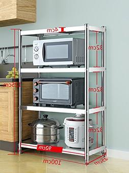 Storage Racks Kitchen Appliances For Toaster Oven Microwave