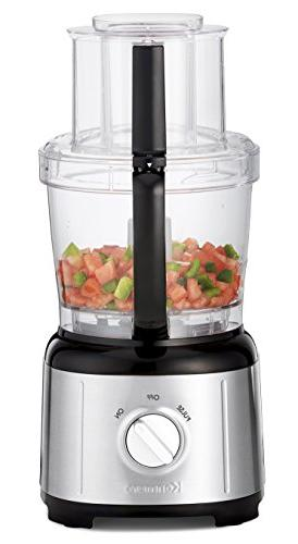 Food Processor, Stainless