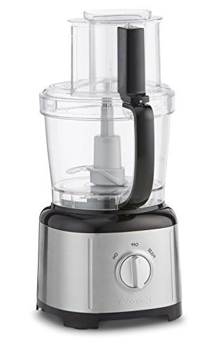 00840713 food processor stainless steel