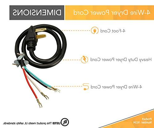 Coleman Cable Power Cord