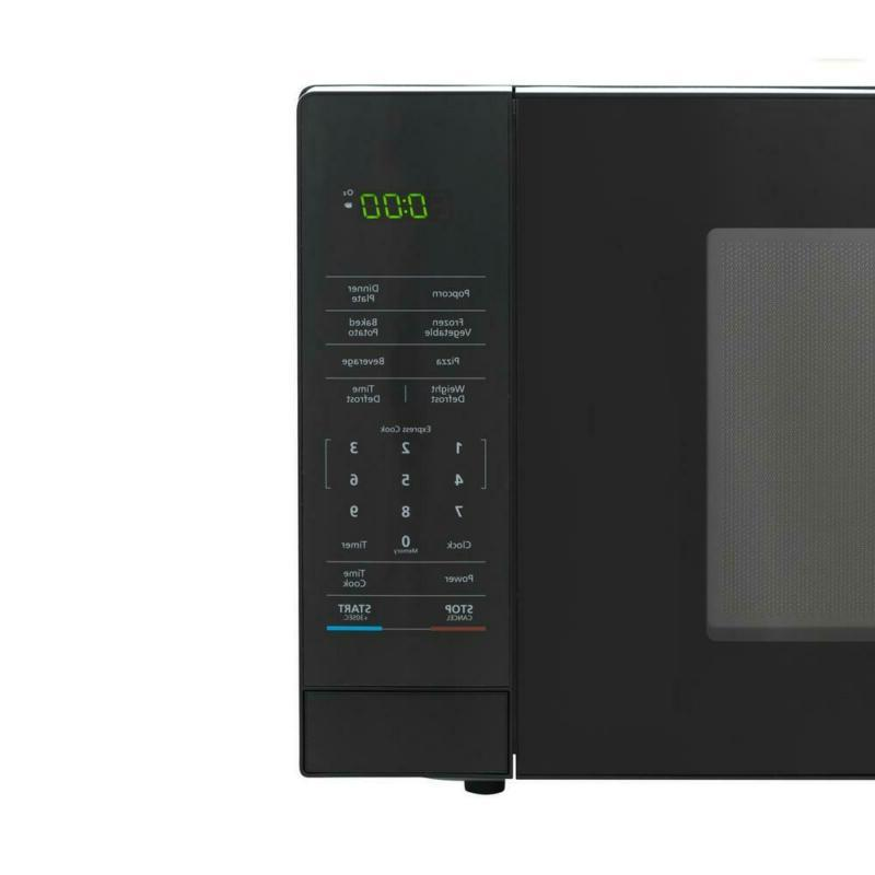 1.1 cu. ft. Microwave with Gray