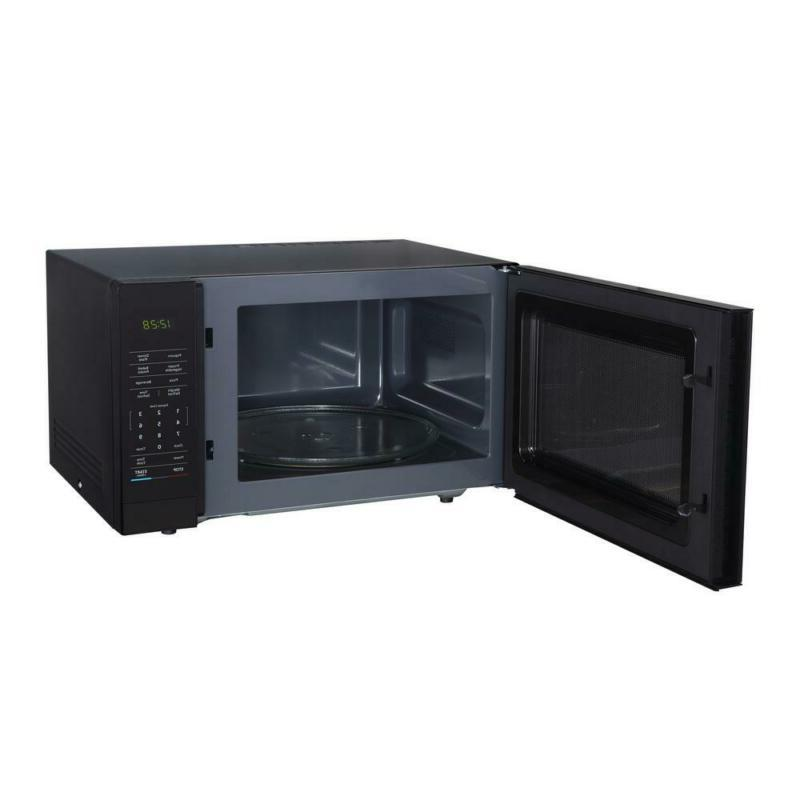 1.1 cu. ft. Countertop Microwave Gray