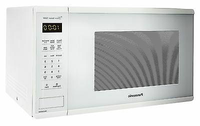 Panasonic 1.3 Cu. Ft. 1100w Countertop Microwave Oven - Whit