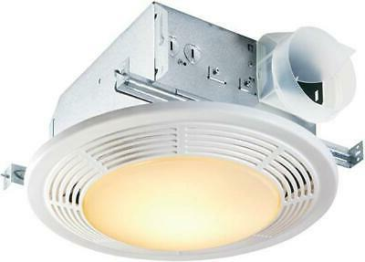 100 CFM Exhaust Fan-Light  Model 8664RP
