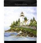 New England Lighthouse Appliance Art Decorative Magnetic Dis