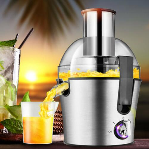 Electric Juicer Mini Extractor Electric Fountain