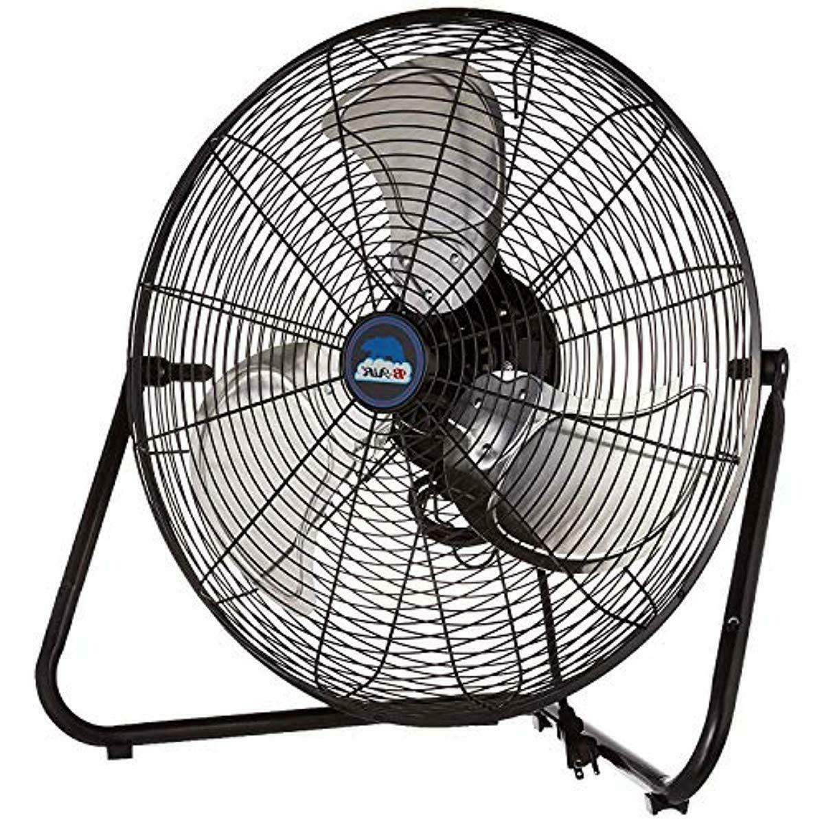 """20"""" High Velocity Electric Fan Air Cooling"""