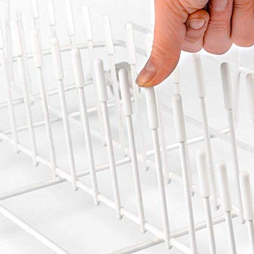 200 Pieces Universal Dishwasher Prong Rack Tip Tine Cover Ca