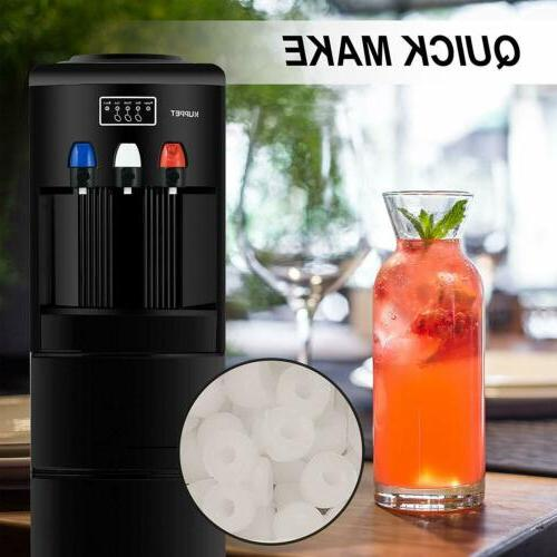 2in1 Electric Hot Water Dispenser w/ Maker Safety Lock Black