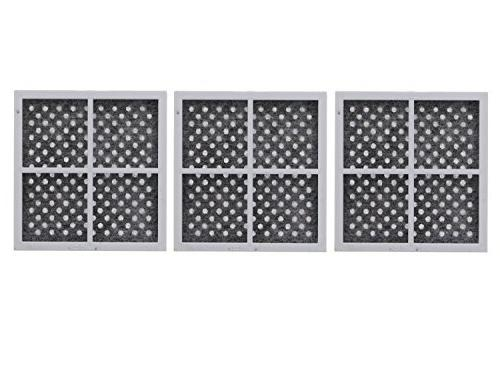 3 Pack Replacement, Refrigerator Air filter to LG LT120F, AD