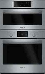 "Bosch 30"" SS 500 Series HBL57M52UC Microwave Combination Ove"