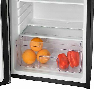 Insignia- Ft. Top-Freezer - Stainless steel BRAND NEW