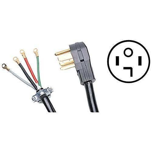4 wire dryer cord home