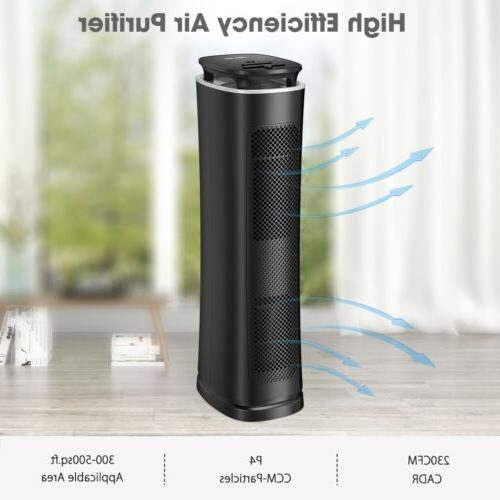3 stages Hepa Filter Air Purifier with Mosquito Repellent, T