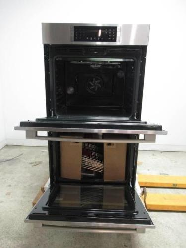 """Bosch 30"""" 4.6 ft Electric Convection HBL8651UC"""