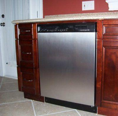 Appliance Art Instant Stainless Large Magnet Dishwasher Cove