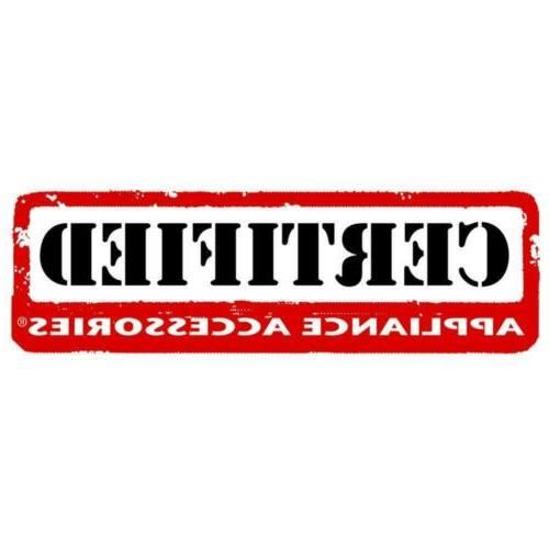 Certified Appliance Stainless Silver / Pewter