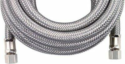 Certified Appliance Accessories Stainless Steel Connector 15ft
