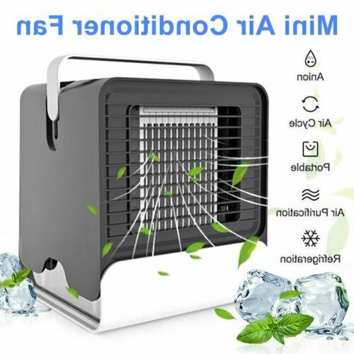 Summer Cooler Fans Home Office Portable Air Conditioner Cool