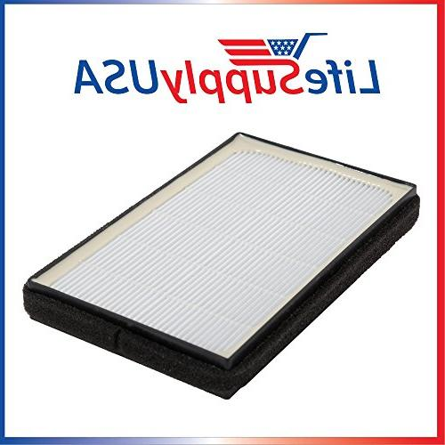 Purifier fits GermGuardian AC4010 and AC4020 FLT4010 Filter