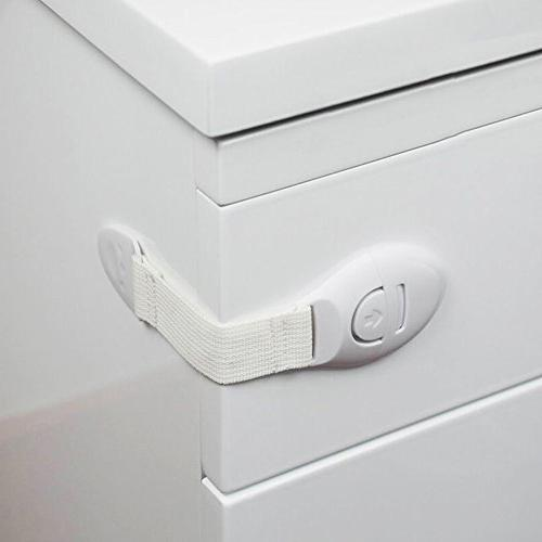 MyLifeUNIT Baby Safety Child Locks Drawers, Appliances, Fridge and of