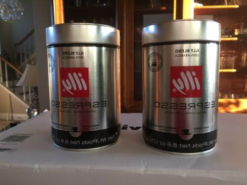 Breville Bambino-Plus 2 Cans Illy Roast