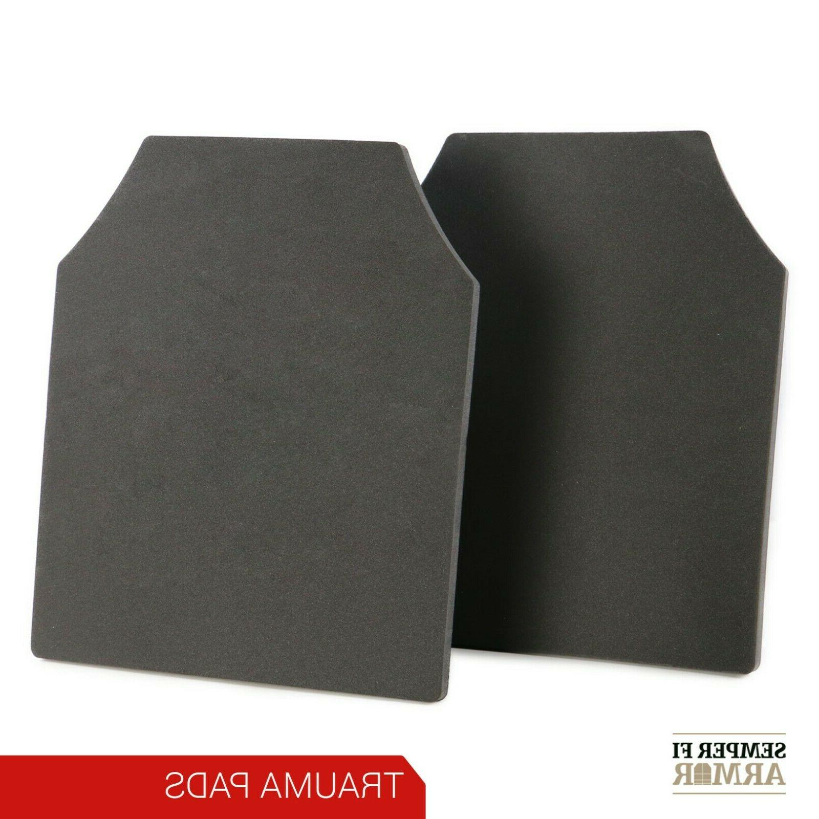Body Armor AR500 3 Of 10x12 Plates In Stock Immediate