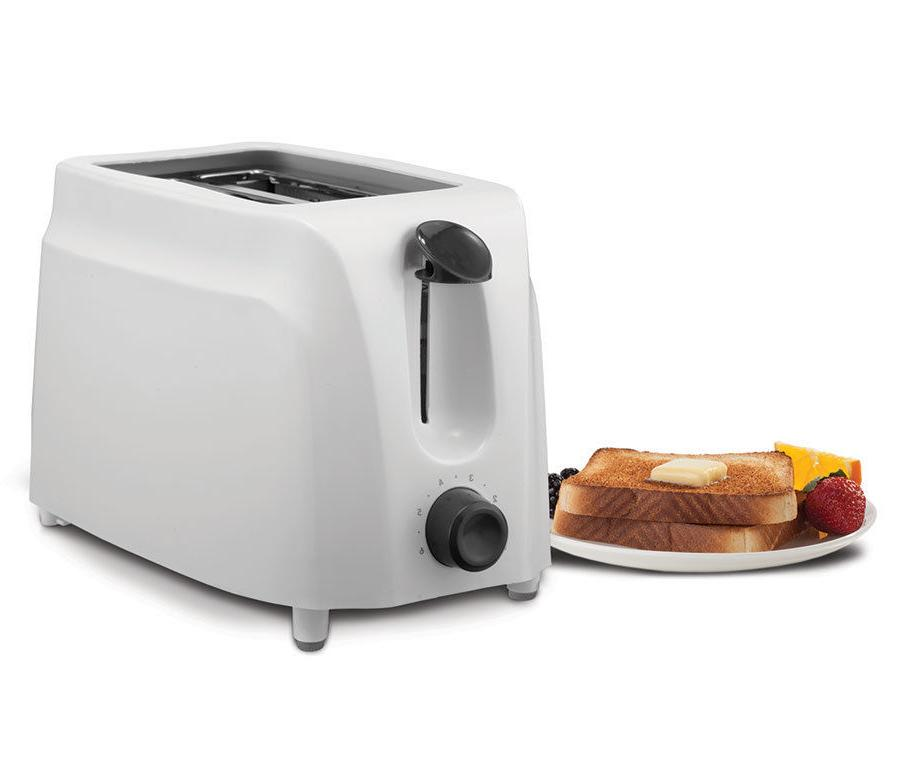 BRAND NEW Brentwood TS-260W 2-Slice Toaster,