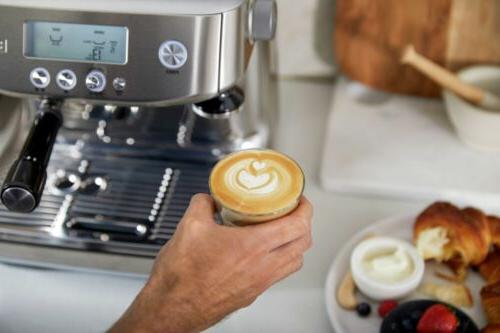 Brand New Breville the Barista Brushed