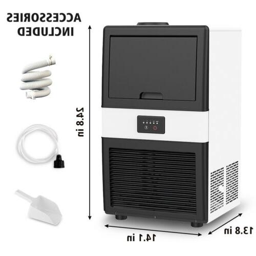 Built-In Commercial Ice Undercounter Freestand Ice Cube ice Maker