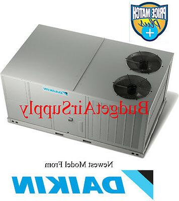 DAIKIN Commercial 10 3 phase A/C Package Unit-Roof/Ground