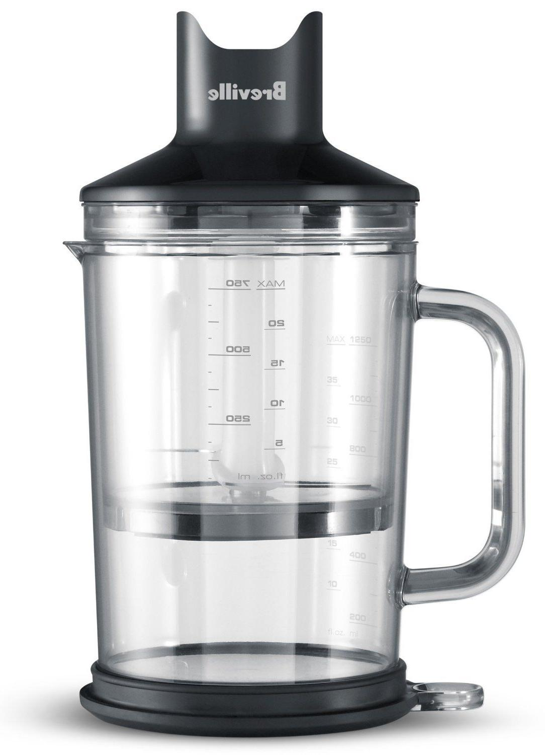 Breville Control Handheld 280 - - Cup - Stainless