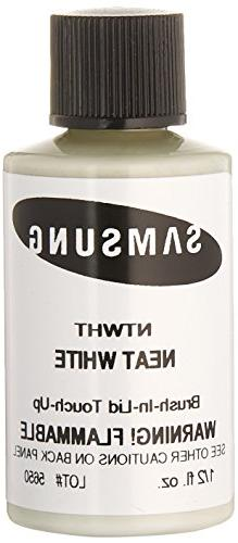 Samsung DH81-11982A Touch Up Paint, Neat White. 1/2 Fl. Oz