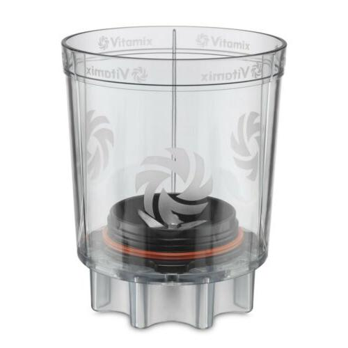 Dual Purpose Blending Container Personal Dishwasher-Safe