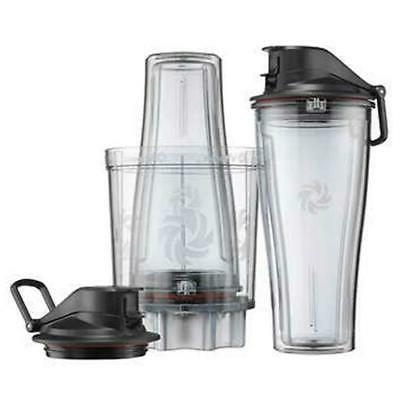 dual purpose blending container personal cup adapter