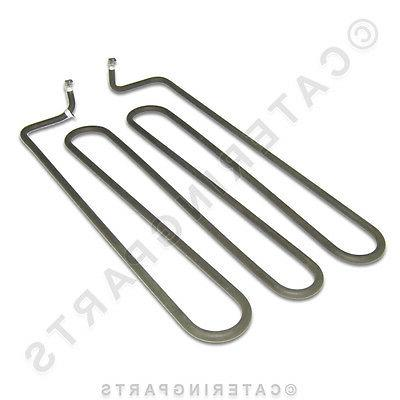 ELECTRIC FLAT TOP BURGER GRILL GRIDDLE HEATING ELEMENTS 2.2k