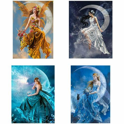 full drill 5d diamond painting embroidery cross