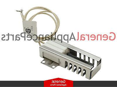 gas oven stove cooktop flat ignitor igniter