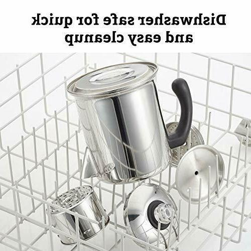 Heavy Duty Top Percolator Maker Stainless