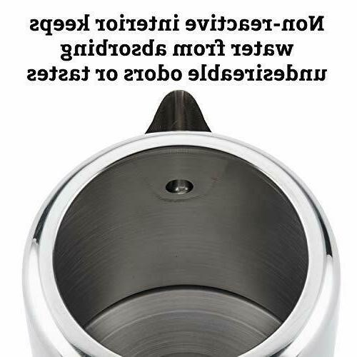 Heavy Percolator Coffee Maker Stainless Steel 8-Cup*