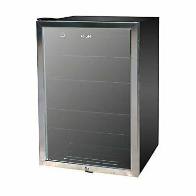 hebf100bxs 150 can beverage cooler
