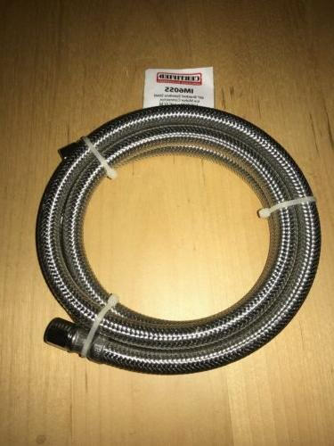 im60ss braided stainless steel ice maker connect