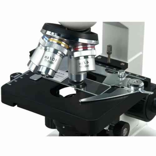 OMAX 40X-2500X Lab Trinocular Compound with 5MP Camera