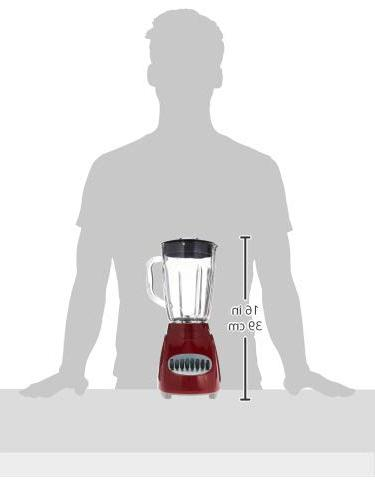 Brentwood Appliances JB-920R Blender ,