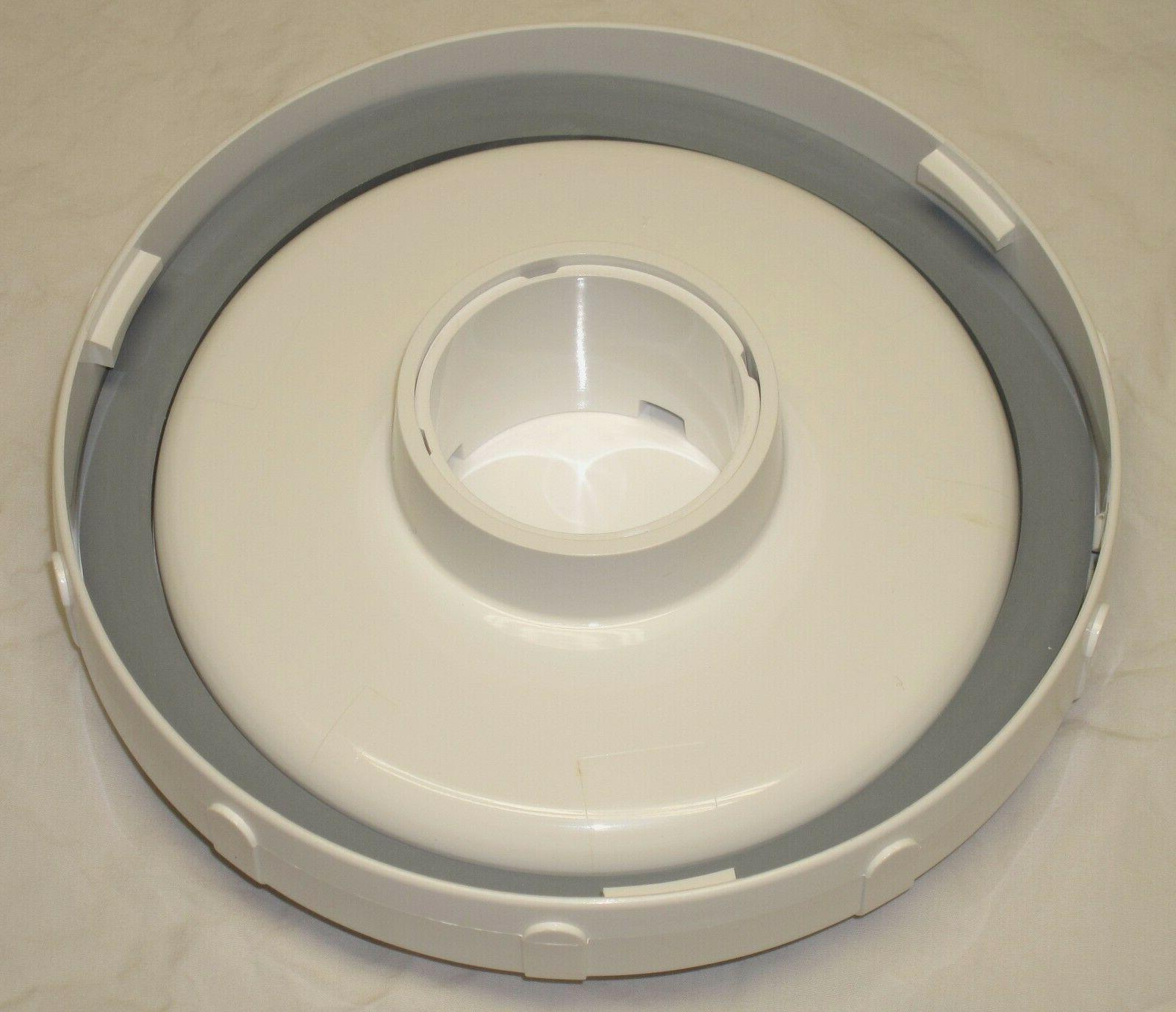 Lid with Cap and Washer for Blender