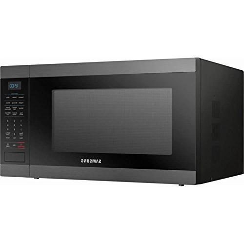 Samsung Cu. Ft. Countertop Microwave Built-In Application MS19M8020TG/AA