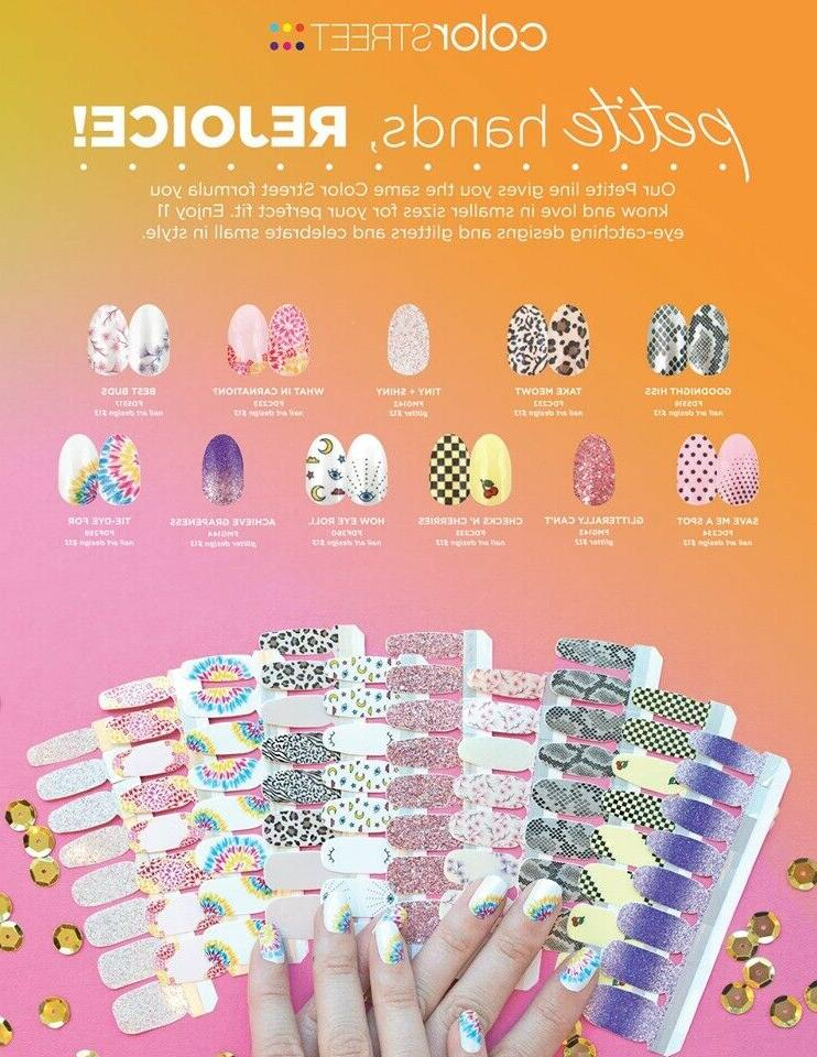 Color Street Nail Buy 3 Get FREE SHIPPING