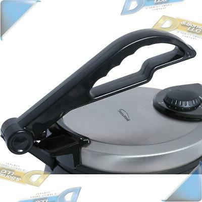 NEW Brentwood Appliances Electric Tortilla