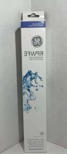 Genuine GE RPWFE Refrigerator Water Filter NEW SEALED- Free